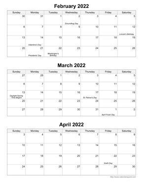 4-5-4 Quarterly Accounting Calendar
