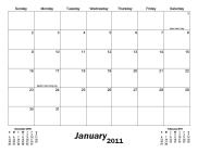 Free Printable Calendars - CalendarsQuick