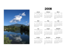 Yearly Photo Calendar